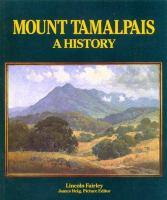 Mount Tamalpais, A History