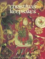 Leisure Arts Presents Christmas Keepsakes