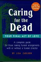 Caring for the Dead