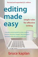 Editing Made Easy