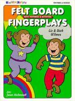 Felt Board Fingerplays