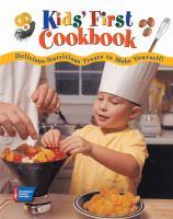 Kids' First Cookbook