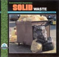 Environmental Awareness--solid Waste