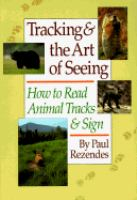 Tracking & the Art of Seeing