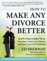 How to Make Any Divorce Better!