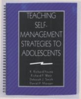 Teaching Self-management Strategies to Adolescents