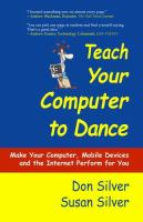 Teach your Computer to Dance