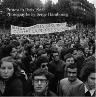 Protest in Paris 1968