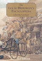 The Local Historian's Encyclopedia