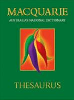 The Macquarie Thesaurus