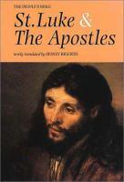 St Luke and the Apostles