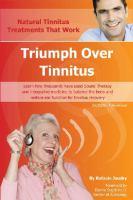 Triumph Over Tinnitus