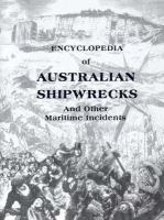 Encyclopedia of Australian Shipwrecks