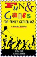 Fun & Games for Family Gatherings