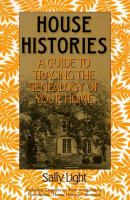 House Histories