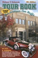 Tour Book for Antique Car Buffs