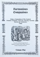 Harmonious Companions