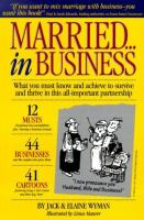 Married-- in Business