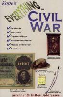 Kope's Everything Civil War