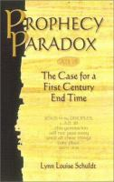 Prophecy Paradox