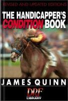 The Handicapper's Condition Book