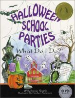 Halloween School Parties