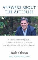 Answers About the Afterlife