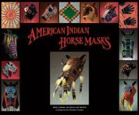 American Indian Horse Masks