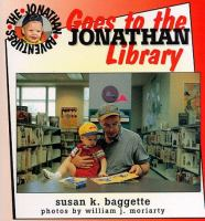 Jonathan Goes to the Library