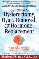 Hysterectomy & Ovary Removal