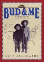 Bud & Me