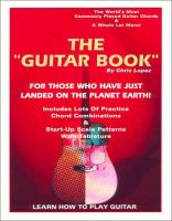 "The ""guitar Book"""