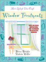 More Splash Than Ca$h Window Treatments