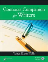 Contracts Companion for Writers