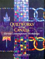 Quiltworks Across Canada