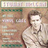 Stuart McLean at the Vinyl Cafe