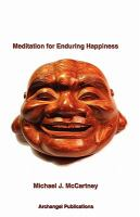 Meditation for Enduring Happiness