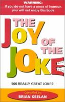 The Joy of the Joke