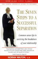 The Seven Steps to A Successful Separation
