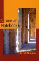 A Tunisian Notebook