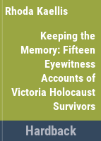 Keeping the Memory