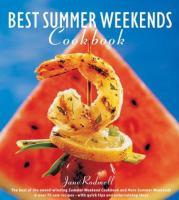 Best Summer Weekends Cookbook