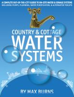 Country & Cottage Water Systems