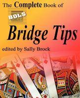 The Complete Book Of BOLS Bridge Tips