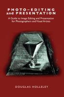 Photo-editing and Presentation