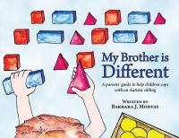 My Brother Is Different : A Parents' Guide to Help Children Cope With An Autistic Sibling