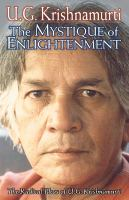 The Mystique of Enlightenment