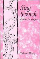 Sing French