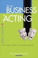 Image: The New Business of Acting