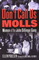 Don't Call Us Molls
